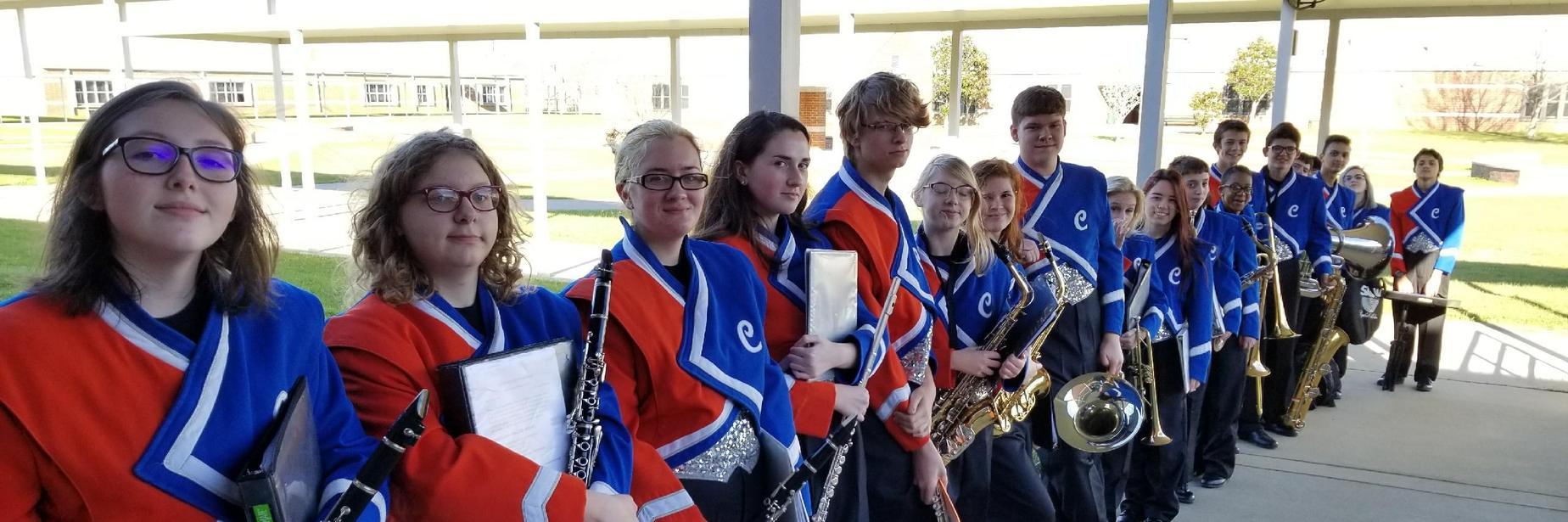 chs band members