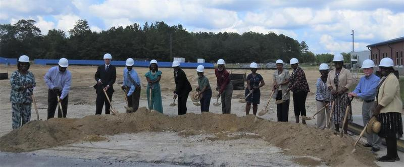 Groundbreaking Ceremony - Career & Technology Center