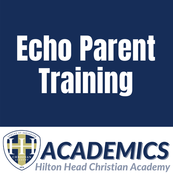 Echo Parent Training Sessions Featured Photo