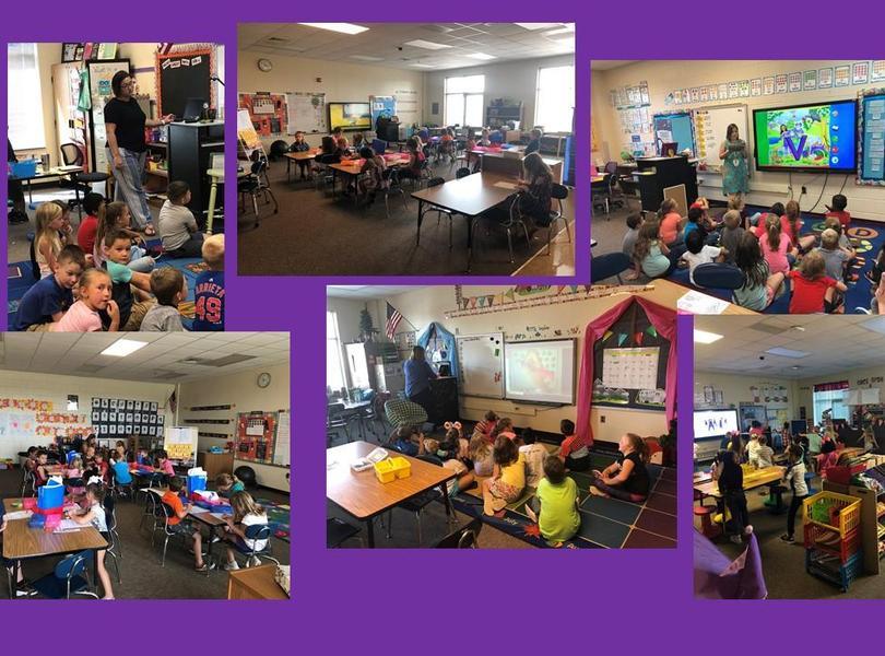 K-1 classrooms