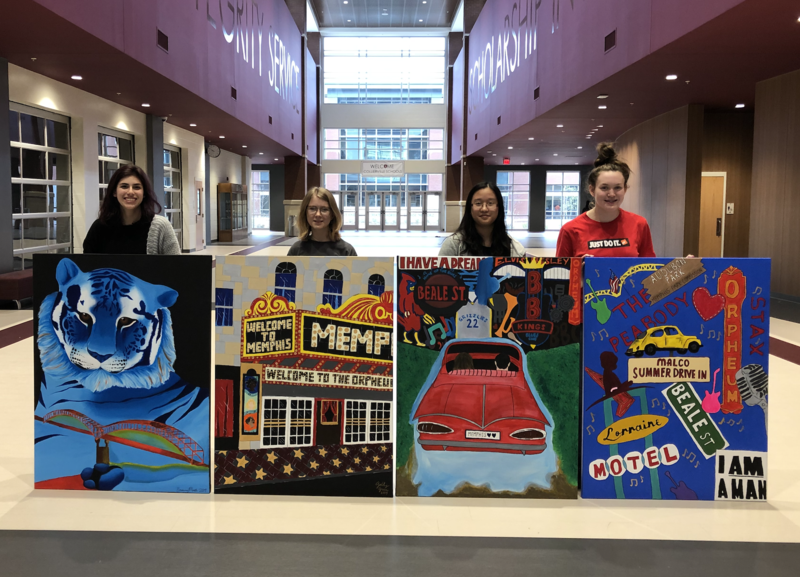 Airport Art Contest Winners Featured Photo