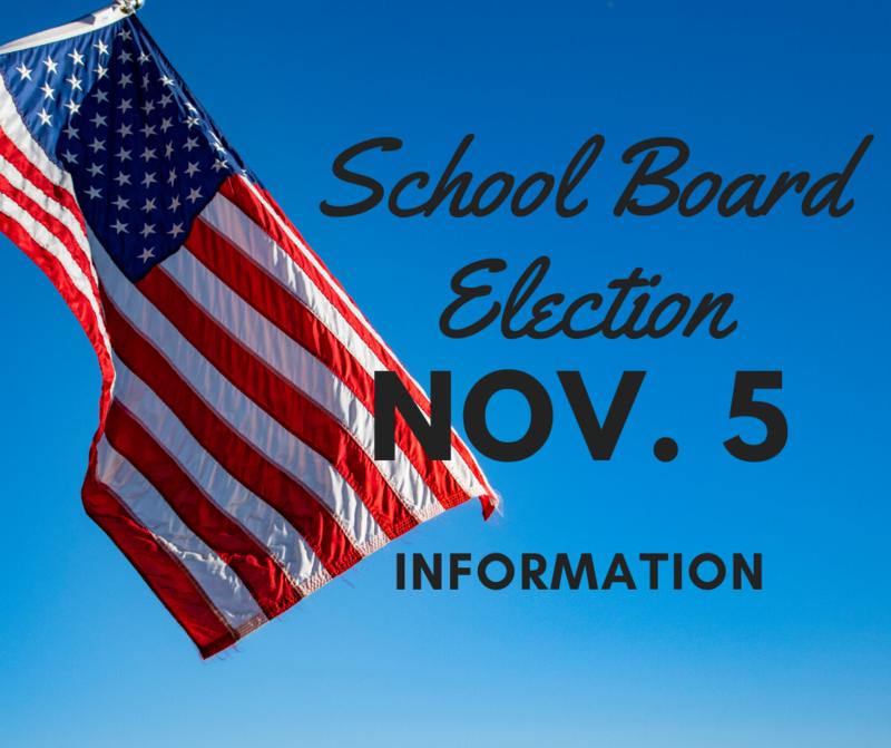 Nov. 5 School Board Election Thumbnail Image