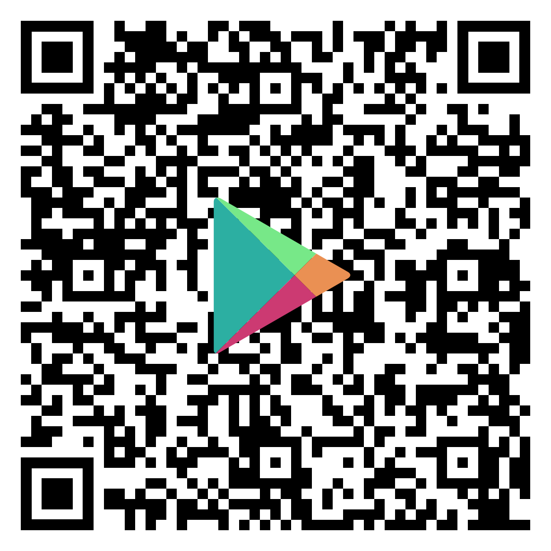 QR code for ParentSquare GooglePlay for Android