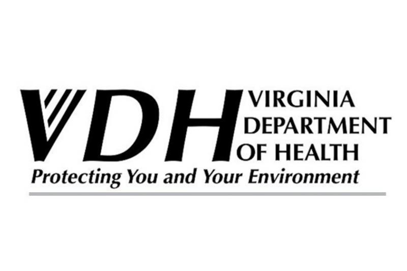 VA Dept. of Health Logo