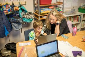 Dual-language immersion charter schools