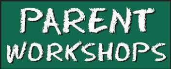 Parent Workshop Chalkboard