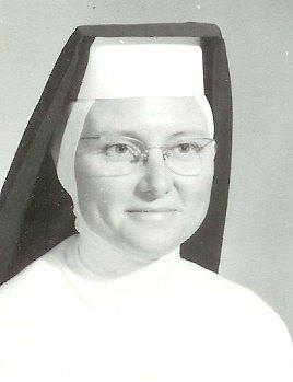 Sister Rosaleen Stoiber, O.P.