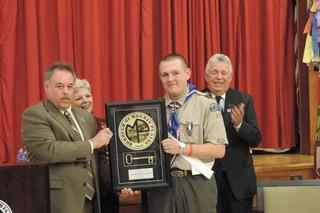 OP Junior Achieves the Rank of Eagle Scout Featured Photo