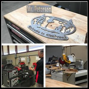 Westmont High School Industrial and Technology Education class photos