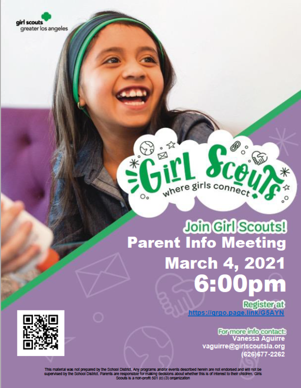 Join Girl Scouts! Featured Photo