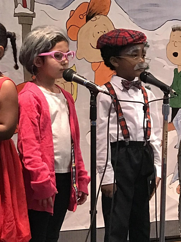 Kinder actors