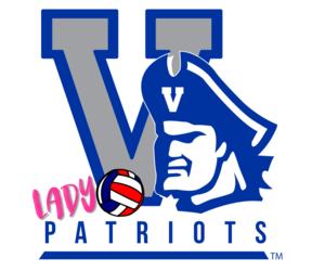 VMHS Volleyball logo