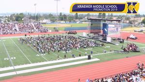 8th Grade Promotion Ceremony Recording 2019