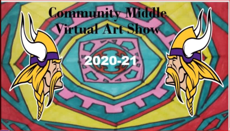 CMS Art Show Featured Photo