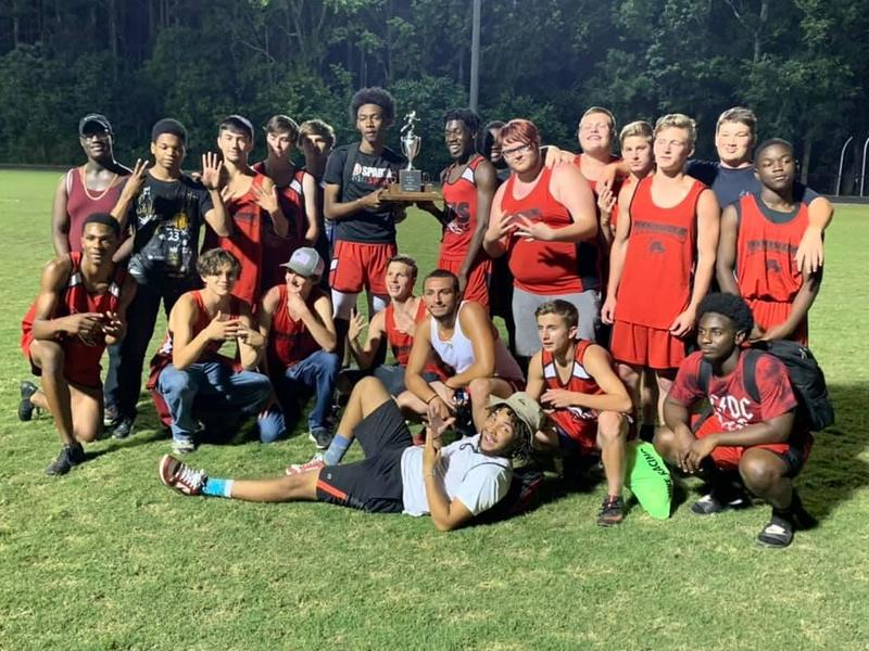 Track Team Wins 7th Consecutive Region Title Featured Photo