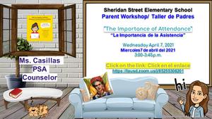 Attendance Parent Workshop Announcement.png