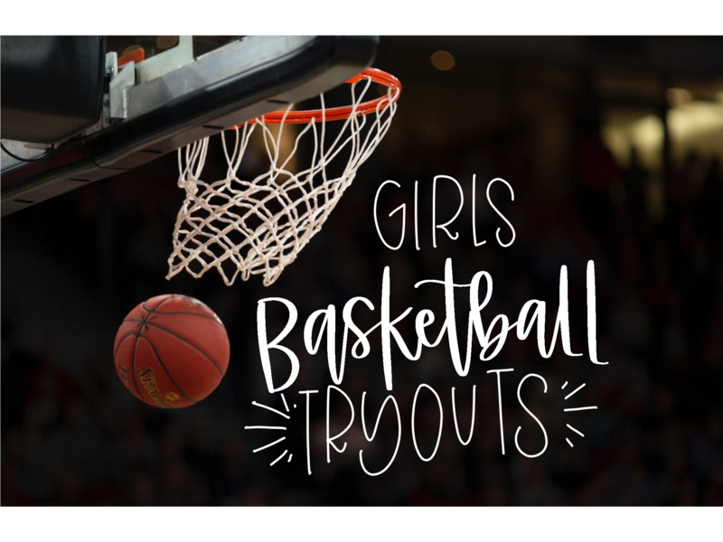 Girls Basketball Tryouts this Week Featured Photo