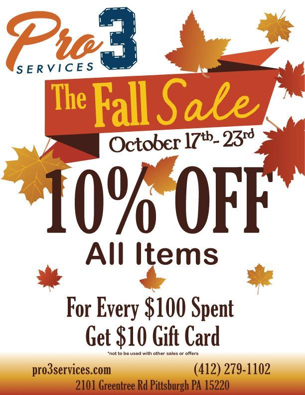 Get your winter sweater during the fall sale!