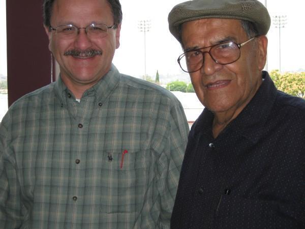 Mr. Garcia and Mr. Escalante