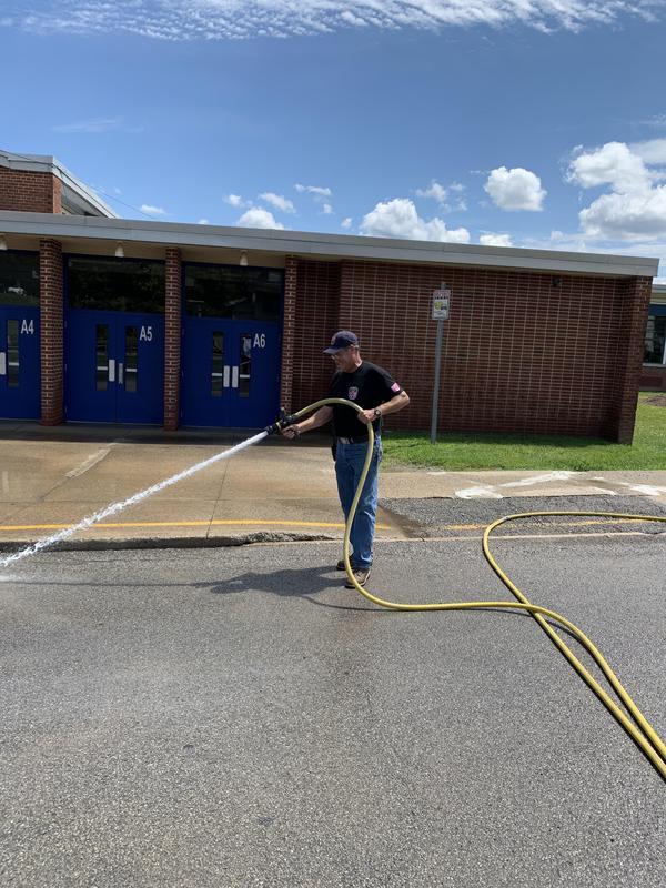 Ellamore Fire Department