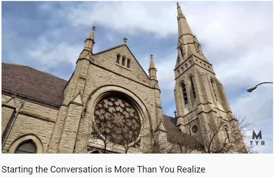 YouTube Video Shared by Fr. G Featured Photo