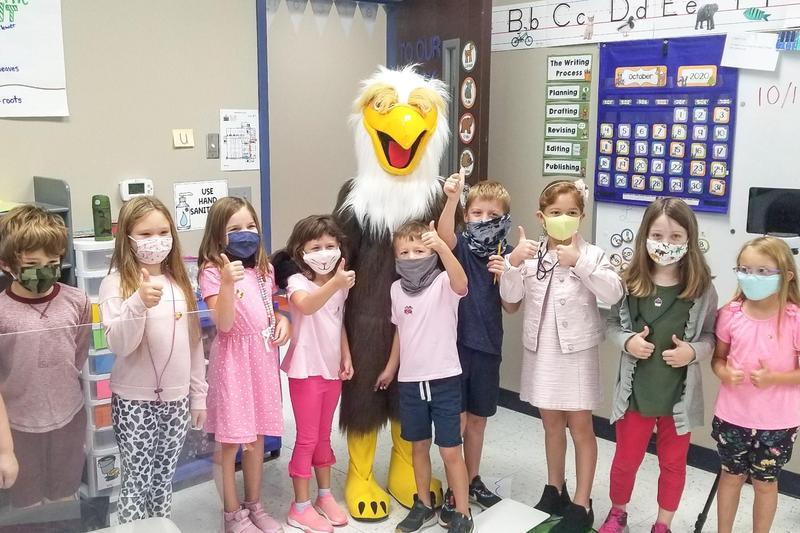 Kids and Talon