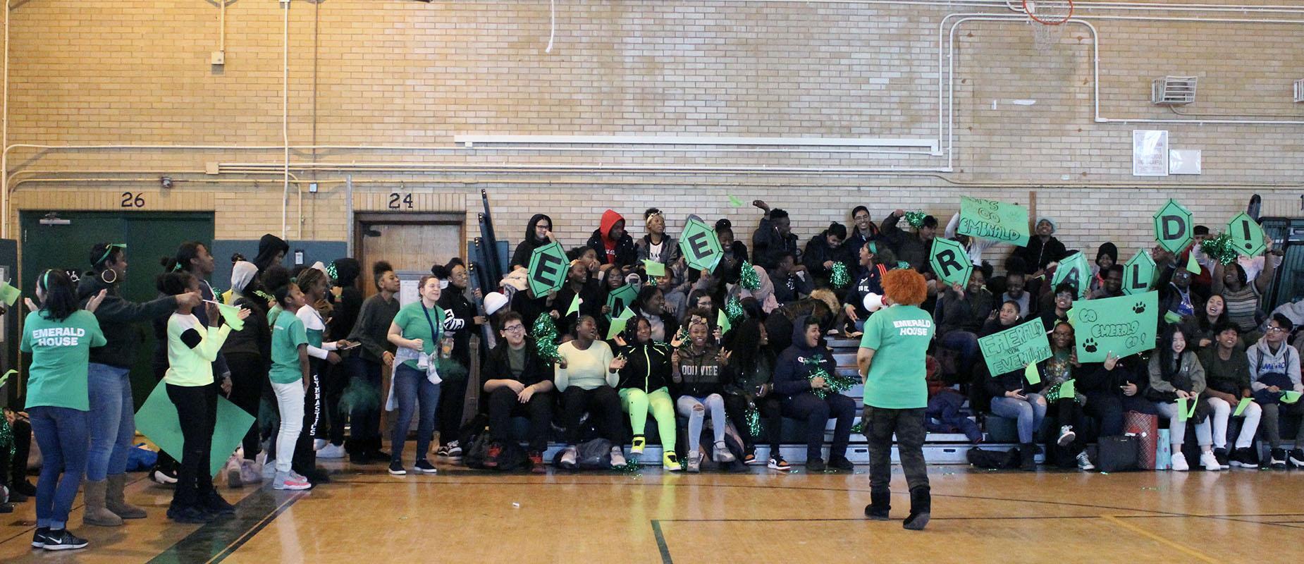 2019-2020 House Wars: Emerald House