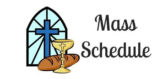 Sign Up to Attend Mass Featured Photo