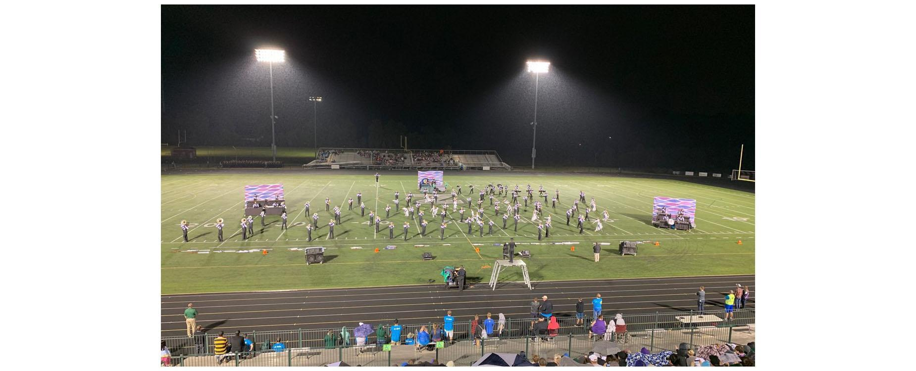 HS Marching Eagles