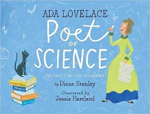 Ada Lovelace: Poet of Science Book Cover