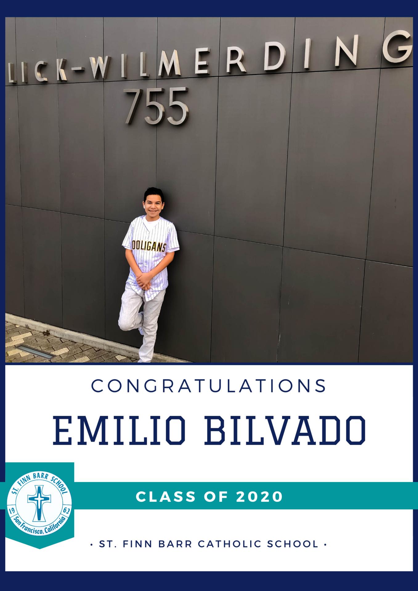 Emilio Bilvado Spotlight