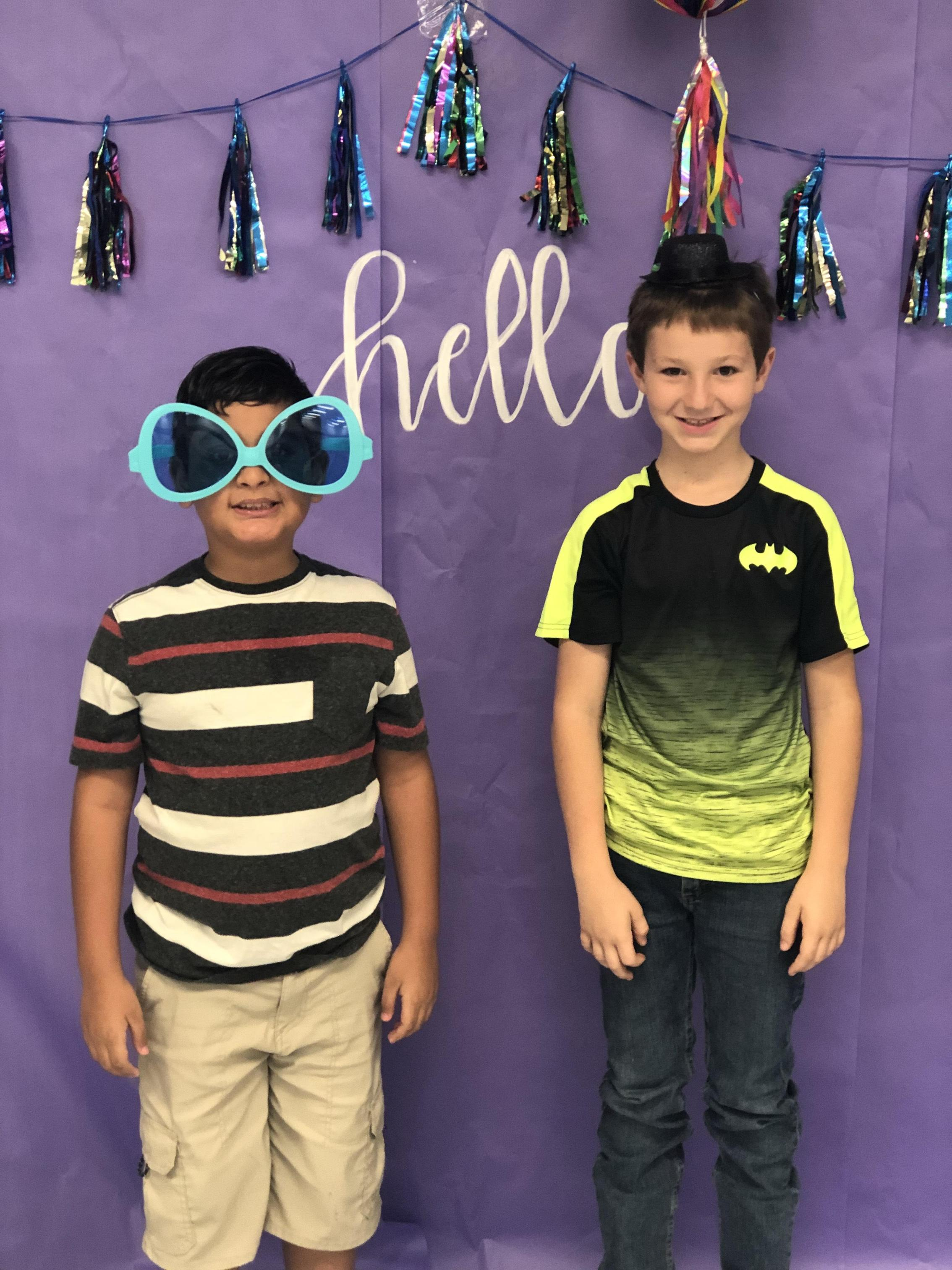 Start with Hello Photo Booth