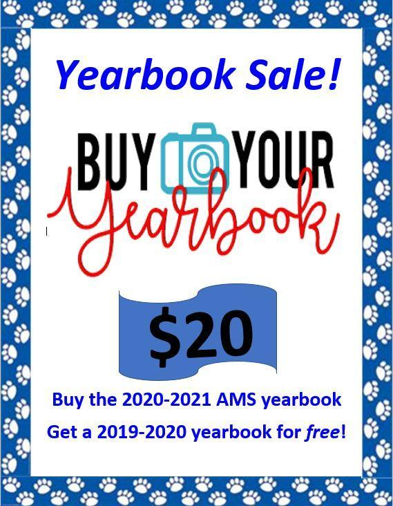 Yearbook special sale! Featured Photo