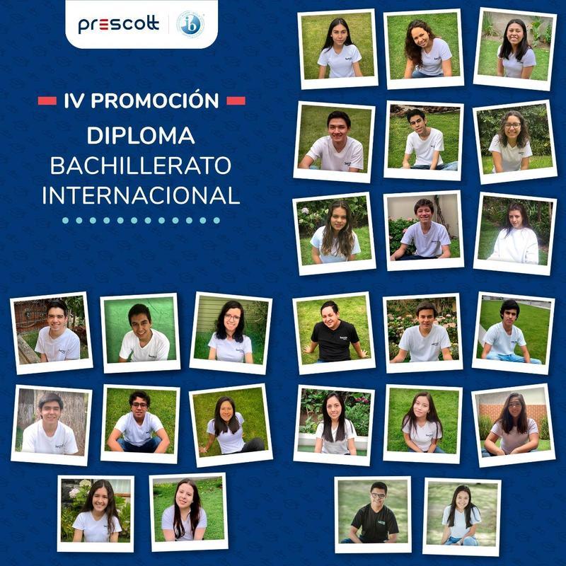 ¡Ciudadanos del Mundo! IV Promoción Prescott con Diploma del Bachillerato Internacional Featured Photo