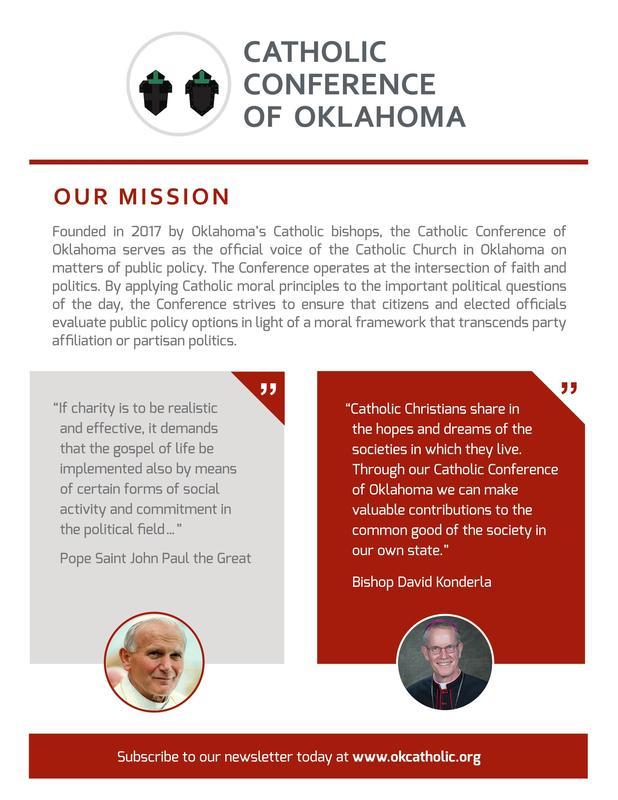 Catholic Conference of Oklahoma Thumbnail Image