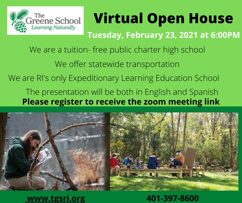 Virtual Open House Information