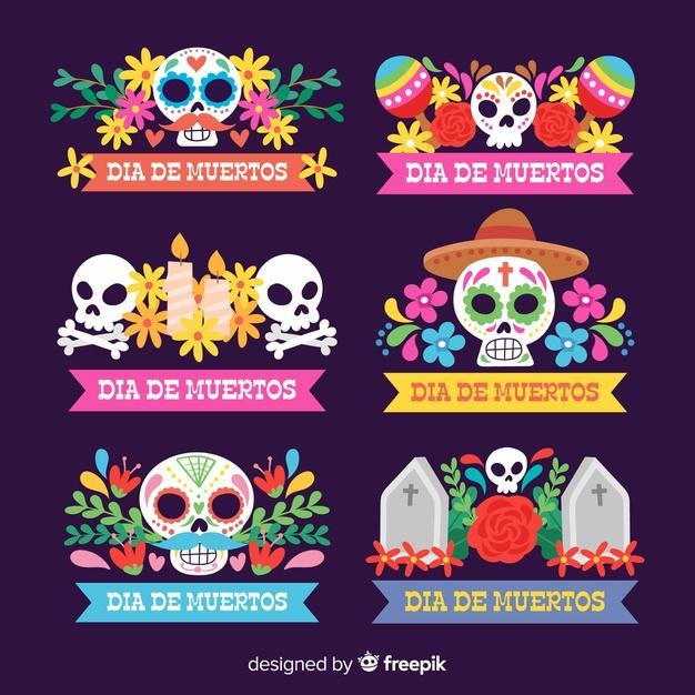Calaveras Literarias from our Spanish Class Students Thumbnail Image