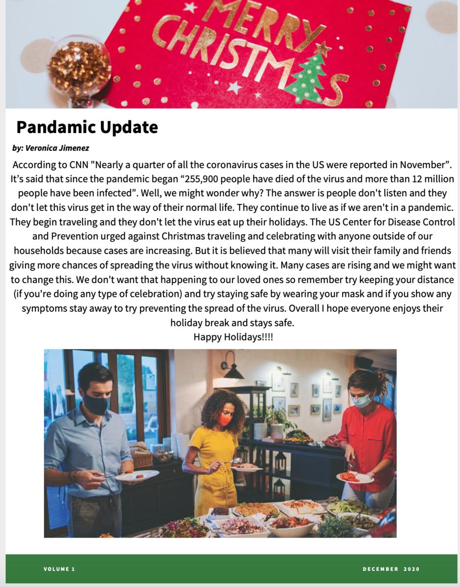 December Newsletter P2