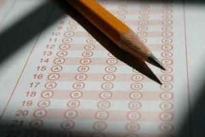 state test answer sheet