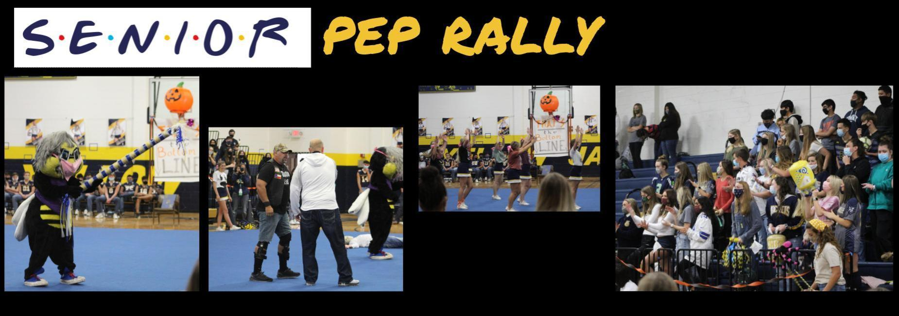 Senior pep rally