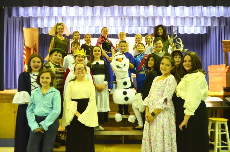 PJMS to present Disney's 'Frozen JR.' on Saturday Thumbnail Image