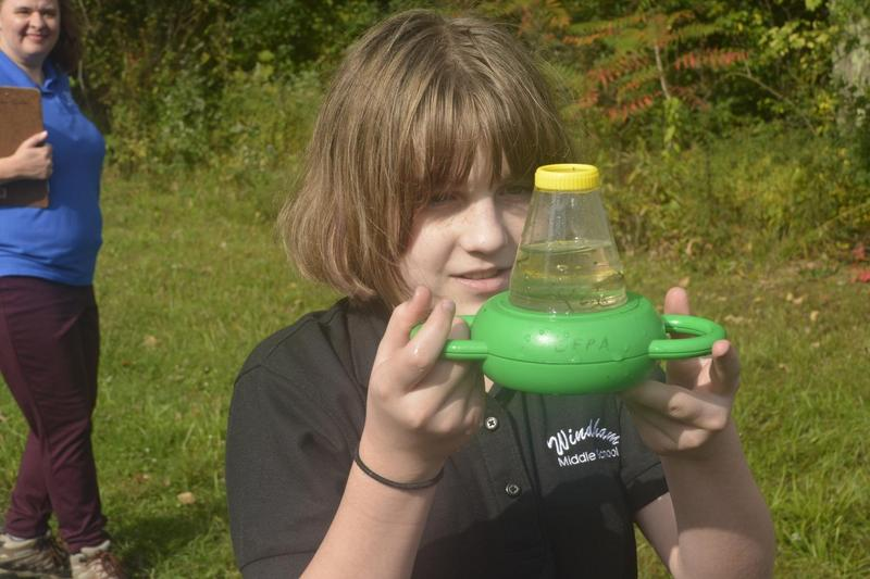 Sixth Grade Students Take a Science Field Trip to Goodwin Conservation Center Thumbnail Image