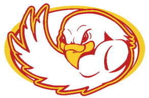 Picture of the Harmon Hawk Logo