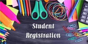 2019-2020 Registration Information