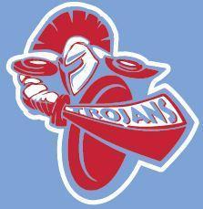 Olympic High School Trojan Logo