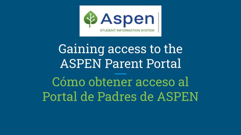 ASPEN Parent Portal Featured Photo