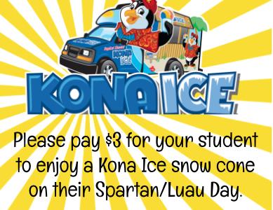 Kona Ice coming to Chamberlin! Featured Photo