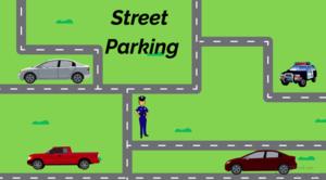 Street Parking Around Our School