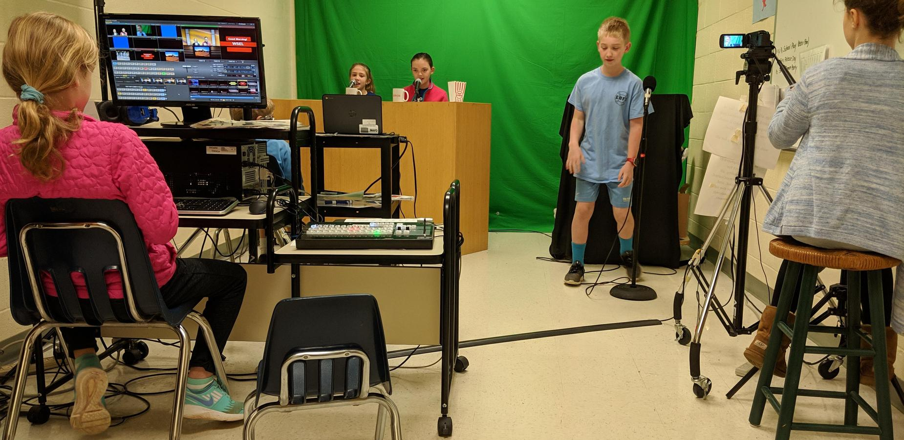 WSEL TV Studio