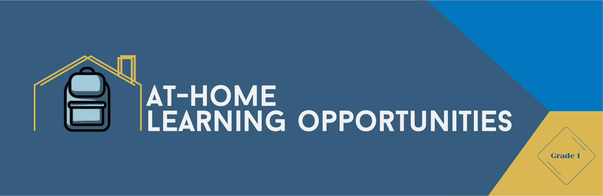 At-Home Learning Opportunities